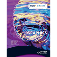 OCR Design and Technology for GCSE: Graphics (BOK)