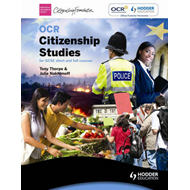 OCR Citizenship Studies for GCSE full and short courses Seco (BOK)