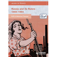 OCR a Historical Themes: Russia and its Rulers 1855-1964 (BOK)