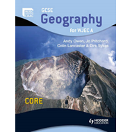GCSE Geography for WJEC A Core (BOK)