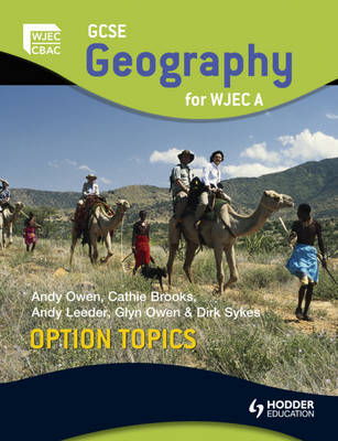 GCSE Geography for WJEC A Option Topics (BOK)