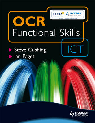 OCR Functional Skills ICT - Student Book (BOK)