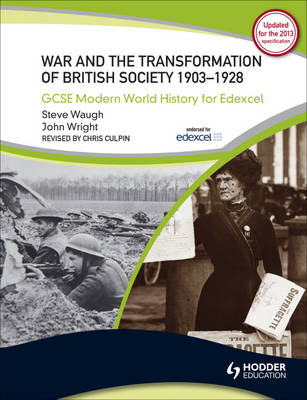 GCSE Modern World History for Edexcel: War and the Transform (BOK)