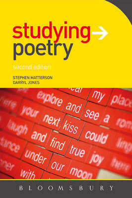 Studying Poetry (BOK)