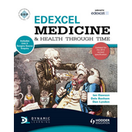 Edexcel Medicine and Health Through Time (Includes Unit 1 De (BOK)