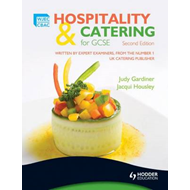 WJEC Hospitality and Catering for GCSE, Second Edition (BOK)