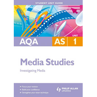 AQA A2 Media Studies: Research and Production: Unit 1 (BOK)