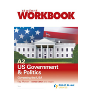 A2 US Government & Politics: Governing the USA (BOK)