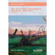 War and Peace: International Relations 1878-1941 (BOK)