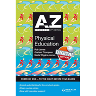 A-Z Physical Education Handbook (BOK)