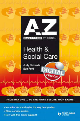 A-Z Health and Social Care Handbook + Online (BOK)