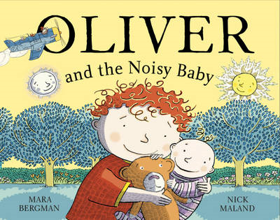 Oliver: Oliver (who travelled far and wide) and the Noisy Ba (BOK)