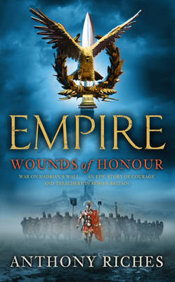Wounds of Honour: v. 1 (BOK)