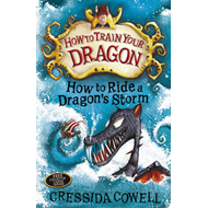 Produktbilde for How to Train Your Dragon: How to Ride a Dragon's Storm (BOK)