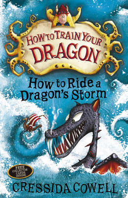 How to Train Your Dragon: How to Ride a Dragon's Storm (BOK)