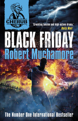 CHERUB: Black Friday (BOK)