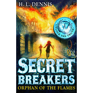 Orphan of the Flames (BOK)