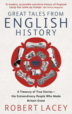 Great Tales from English History (BOK)