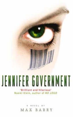 Jennifer Government (BOK)