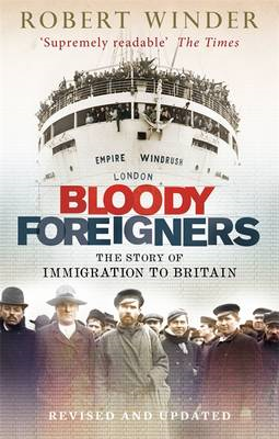 Bloody Foreigners (BOK)