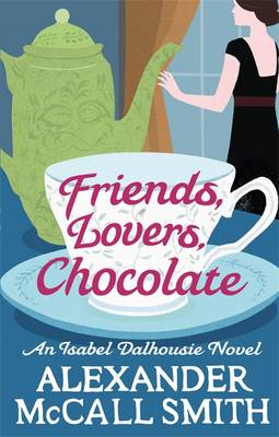 Friends, Lovers, Chocolate (BOK)