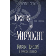 Produktbilde for Towers Of Midnight - Book 13 of the Wheel of Time (BOK)