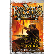 "Ranger's Apprentice 1 & 2: ""The Ruins of Gorlan"" & ""The Burning Bridge"" (BOK)"