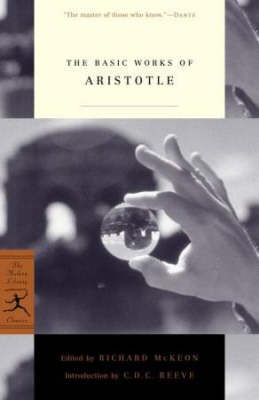 Basic Works of Aristotle (BOK)