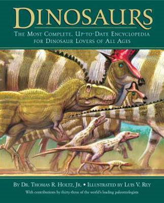 Dinosaurs: The Most Complete, Up-to-Date Encyclopedia for Dinosaur Lovers of All Ages (BOK)