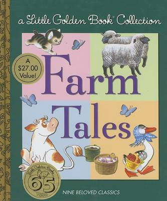 Little Golden Book Collection: Farm Tales (BOK)