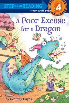 Poor Excuse for a Dragon (BOK)