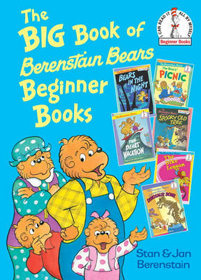 Big Book of Berenstain Bears Beginner Books: (6 Books-in-1) (BOK)