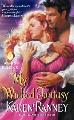 My Wicked Fantasy (BOK)