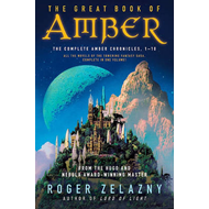 The Great Book of Amber: The Complete Amber Chronicles, 1-10 (BOK)