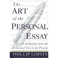 Art of the Personal Essay (BOK)