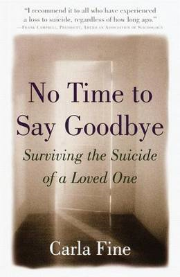 No Time to Say Goodbye (BOK)