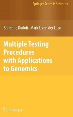 Multiple Testing Procedures with Applications to Genomics (BOK)