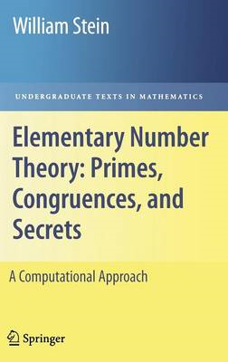 Elementary Number Theory: Primes, Congruences, and Secrets (BOK)