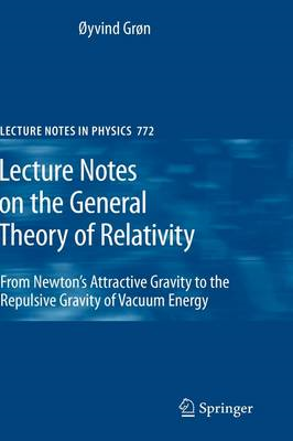 Lecture Notes on the General Theory of Relativity (BOK)