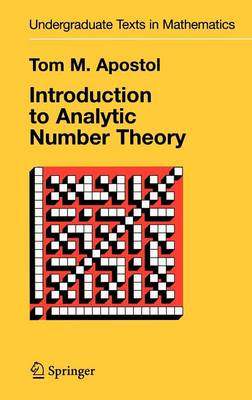 Introduction to Analytic Number Theory (BOK)