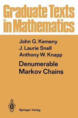 Denumerable Markov Chains (BOK)