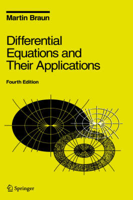 Differential Equations and Their Applications (BOK)