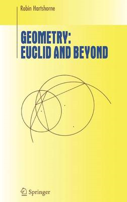 Geometry: Euclid and Beyond (BOK)