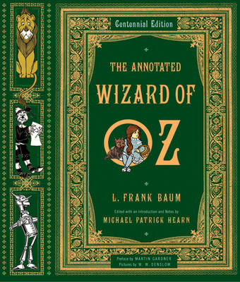 Annotated Wizard of Oz (BOK)
