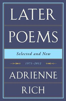 Later Poems Selected and New (BOK)
