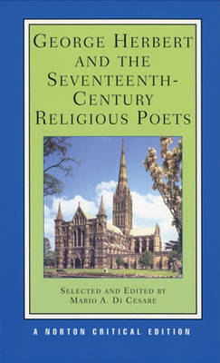George Herbert and the Seventeenth-Century Religious Poets (BOK)