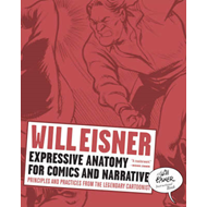 Expressive Anatomy for Comics and Narrative (BOK)