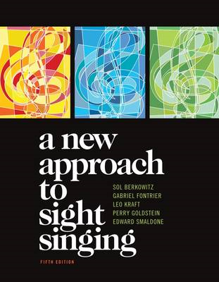 New Approach to Sight Singing (BOK)