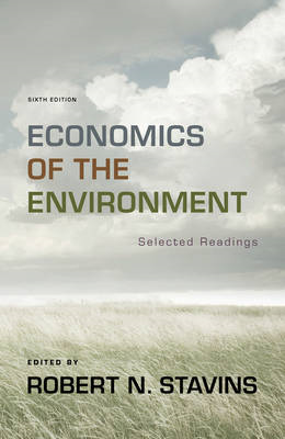 Economics of the Environment (BOK)