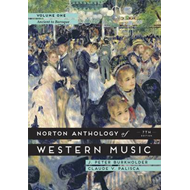 Norton Anthology of Western Music (BOK)